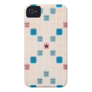 Scrabble Vintage Gamboard Case-Mate iPhone 4 Case