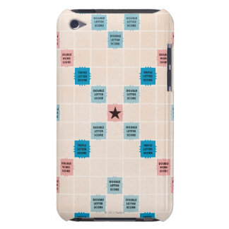 Scrabble Vintage Gameboard Barely There iPod Cases