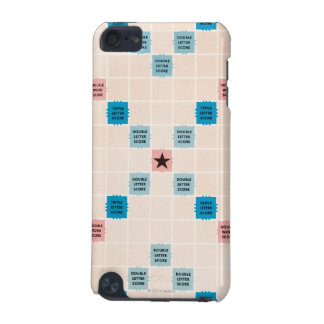 Scrabble Vintage Gameboard iPod Touch (5th Generation) Covers