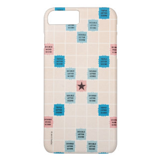 Scrabble Vintage Gameboard iPhone 8 Plus/7 Plus Case