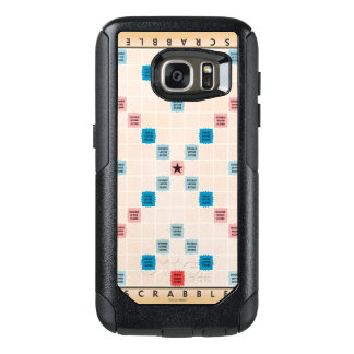 Scrabble Vintage Gameboard OtterBox Samsung Galaxy S7 Case