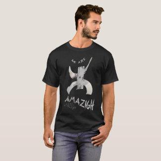 Scrabbled Tifinagh T-Shirt