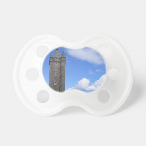 Scrabo Tower, Northern Ireland Baby Pacifiers
