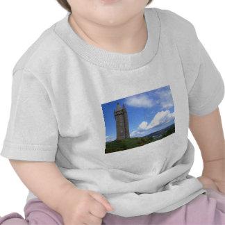 Scrabo Tower Northern Ireland T Shirt