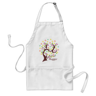 Scraggly Abstract Tree Aprons