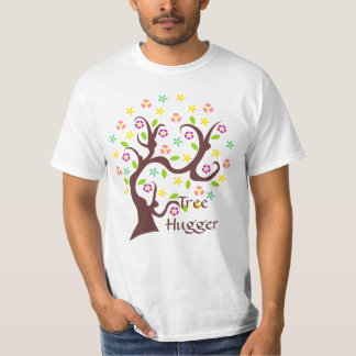 Scraggly Abstract Tree T-Shirt