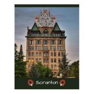 Scranton PA Postcard-The Electric City Postcard