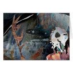 Scrap metal fantasy guardian cards