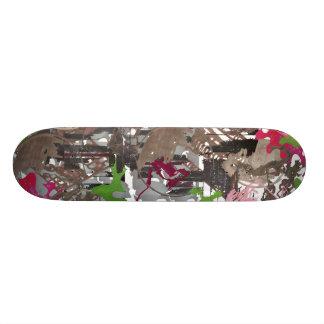 Scrap Skateboard