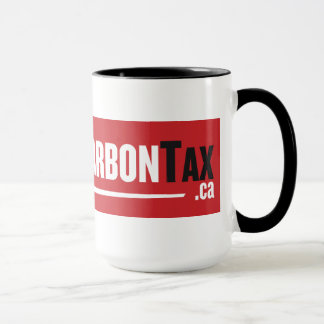 Scrap the Carbon Tax Mug