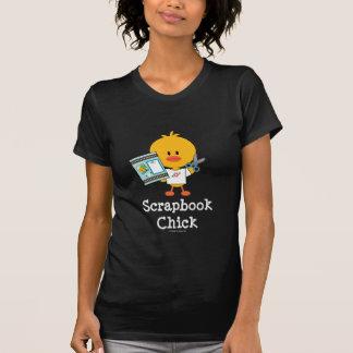 Scrapbook Chick Tee Shirt