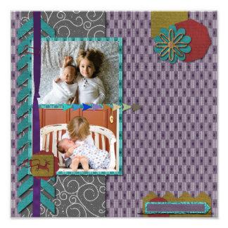 Scrapbook Quickpage Photo Print