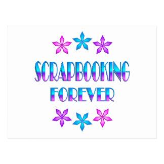 Scrapbooking Forever Postcard