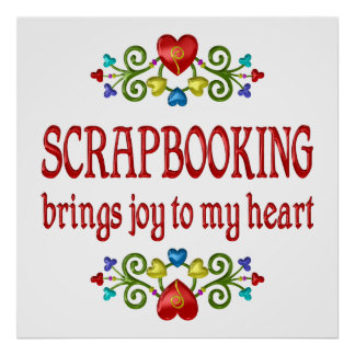 Scrapbooking Joy Print