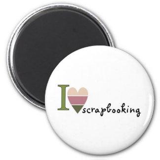 scrapbooking merchandise magnets