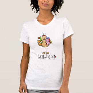 Scrapbooking Nut T-Shirt