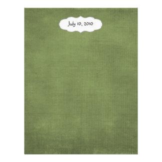 scrapbooking paper 21.5 cm x 28 cm flyer
