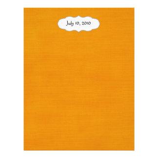 scrapbooking paper flyer