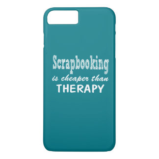 Scrapbooking Therapy iPhone 7 Plus Case