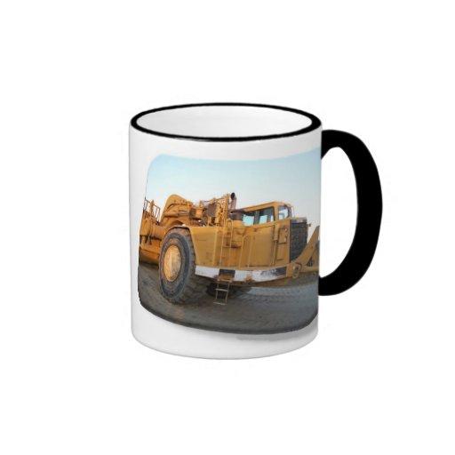 Scraper Coffee Mug