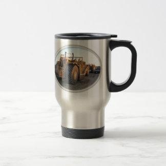 Scraper Stainless Steel Travel Mug