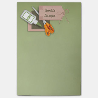 Scrapping Ideas for Scrapbookers Post-it Notes