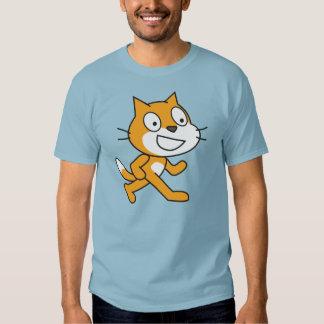 Scratch Cat Shirt (Mens)