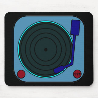 Scratch pad mouse pad