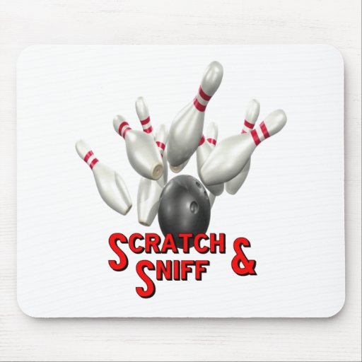 Scratch & Sniff Mouse Pads