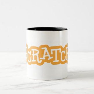 Scratch Two-Color Mug