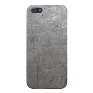 Scratched surface cases for iPhone 5
