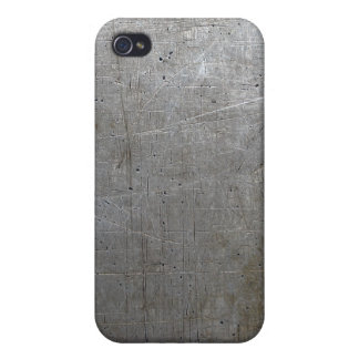 Scratched surface case for iPhone 4
