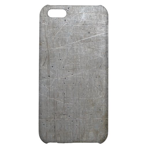 Scratched surface iPhone 5C cover