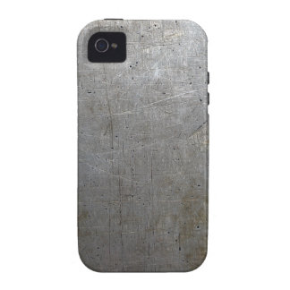 Scratched surface vibe iPhone 4 case