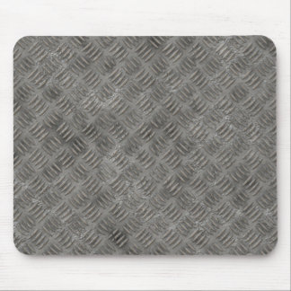 scratchy diamond plate mouse pad