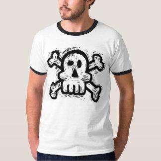 Scratchy Skull T-Shirt