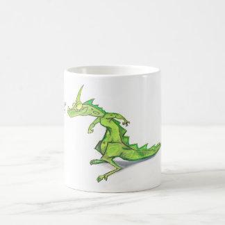 Scrawny Dragon mug