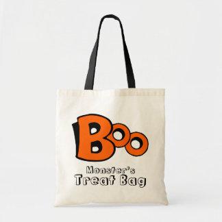 Scream Boo Tote Bag