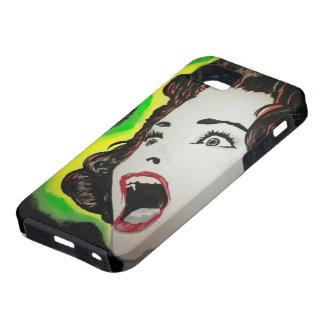 'Scream' iPhone 5 Case