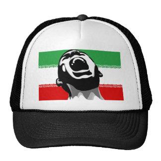 Scream Iran Hat