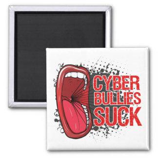Scream It Cyber Bullies Suck Magnet