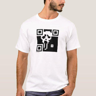 Scream QR Code T-Shirt