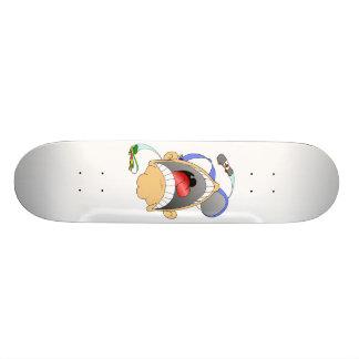 Screamboard 18.1 Cm Old School Skateboard Deck