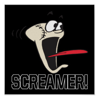Screamer Posters