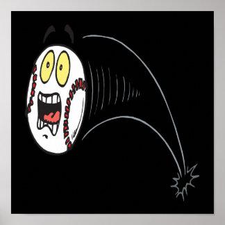 Screamer Poster