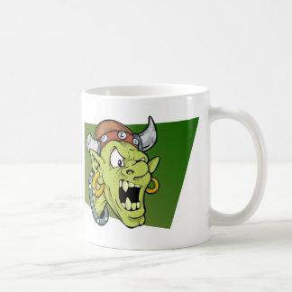 Screamin' Goblin Basic White Mug