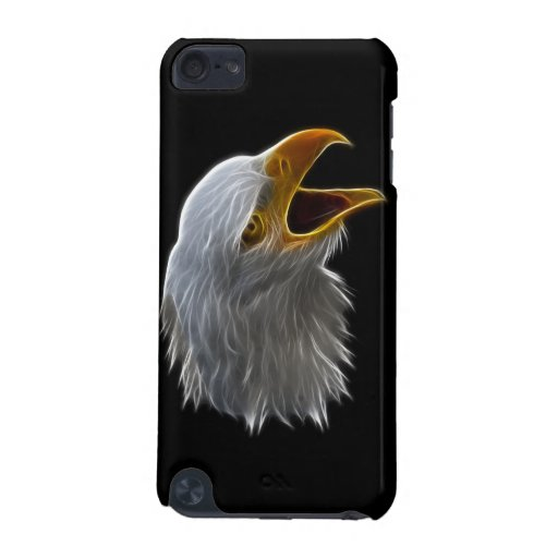 Screaming American Bald Eagle Head iPod Touch 5G Cover