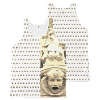 Screaming Angel II All-Over Print Tank Top