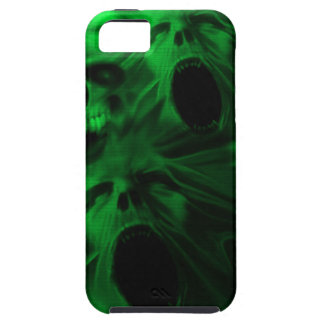 Screaming Demon iPhone 5 Cover