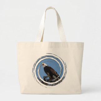 Screaming Eagle Tote Bags